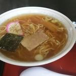 しんぼり食堂 - 料理写真:中華そば