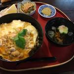 66228448 - 比内地鶏親子丼1500円(税抜)