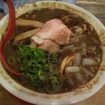 新福菜館 - 煮干しラーメン