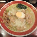 広州市場 - 雲呑麺(塩)