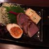 RAKUDA STORE - 料理写真:燻製ビールセット(燻製4種盛り)