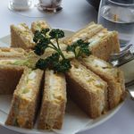ウエスト青山ガーデン - タマゴサンドイッチ