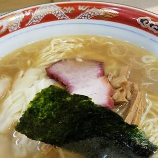 支那ソバ すずき - 料理写真:塩ワンタン5個入り 2017.4
