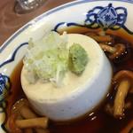66232254 - 蕎麦豆腐。