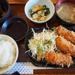 ニュースカフェ - 曜日替り定食