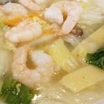 66232521 - 海老湯麺です
