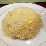 孔子膳堂 - セットの半炒飯