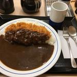 かつや - カツカレー(梅)