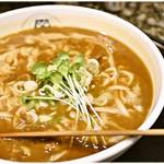 66236392 - カレ~ら~めん 780円 家庭的な、実に安心できるお味のカレーです。