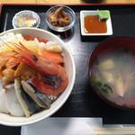 北のにしん屋さん - 羽幌丼 1200円