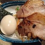 三ツ矢堂製麺 - 全盛りの具