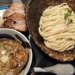 三ツ矢堂製麺 - 全盛りマル得鶏つけそば