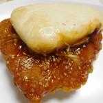 ふらんすや - 若鶏の香り唐揚げ~黒酢和え ¥280+税