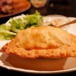 ブラジリアン食堂 BANCHO - パステル トマト&チーズ