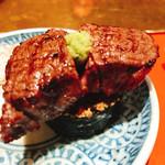 大胡椒 - 料理写真:『お肉のガーリックライス鮨』様(勝手に命名w)