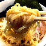 こもり - 麺リフト 2017.3.2