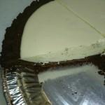 ジミー - 料理写真:レアチーズケーキパイ