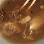 うた乃 - 和風ちゃんぽんのスープが素晴らしい