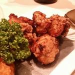 グラナダスィート 福岡 - 塩麹でマリネした鶏ももフリット