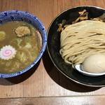 六厘舎 - 【2017.4.16】味玉つけ麺¥950
