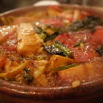 エスタシオン - 季節野菜のアロス オルノ