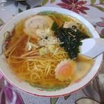 喜楽 - ラーメン 500円