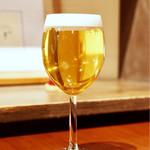Deux Cochons - 生ビール