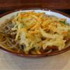 そばの神田 東一屋 - 料理写真:野菜かき揚げそば(370円税込)
