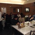 旧ヤム鐵道 - まさに食堂車をイメージ!