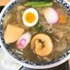 巴屋 そば店 - 料理写真:蕎麦屋の五目ラーメン(750)