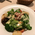 サント ウベルトゥス - シーザーサラダ
