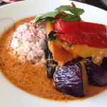 D&DEPARTMENT DINING  - トマトグリーンカレー