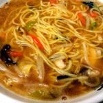ローソン - 料理写真:野菜あんかけラーメン