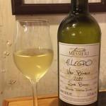 魚介ビストロ sasaya BYO 品川魚貝センター - Tenute Messieri Allegro Vino Bianco
