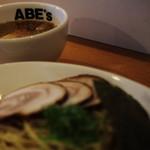 ラーメン ABE's - ちょいボカシ