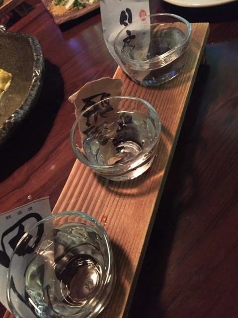 蔵の庄 一番町本店 - 日本酒が少しずついただけます