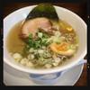 らーめん秀鳳 - 料理写真:和風塩らーめん 大盛り 750円
