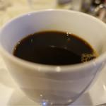 グリルやまもと - コーヒー付き