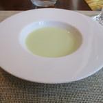 銀座栃木屋本店 - スープ