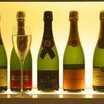 SEAGARDEN - 記念日にはシャンパンで。