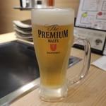 京ちゃばな - 生ビール