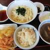 子亀 - 料理写真:「鴨汁うどんセット」