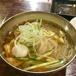 きむらや - 冷麺(ミニ)