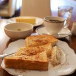 茶豆珈琲 -