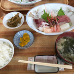 海鮮屋 - 刺身定食B