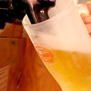 オリオン生ビールがいつでも250円!泡盛も400円より!