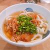 博多うどん酒場 イチカバチカ - 料理写真:博多うどんハーフ 肉