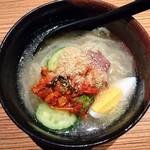 焼肉 けっさく - 冷麺