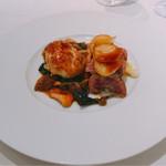 Restaurant ALADDIN - リードヴォーとオニオンの共演