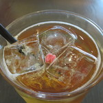 CIMOLO CAFE - 桜ティーソーダアップ